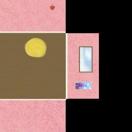 bedroom_pinkdots
